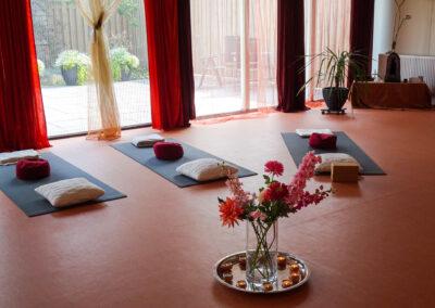 Yoga-ruimte